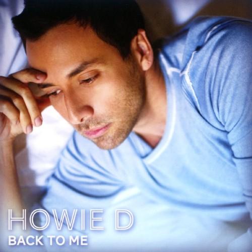 【中古】BACK TO ME/HOWIE D