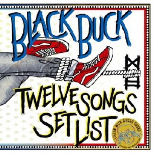 【中古】TWELVE SONGS SET LIST/BLACK BUCK