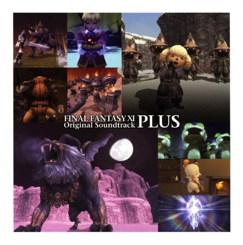 【中古】ファイナルファンタジーXI オリジナル・サウンドトラック−PLUS−/ゲームミュージック