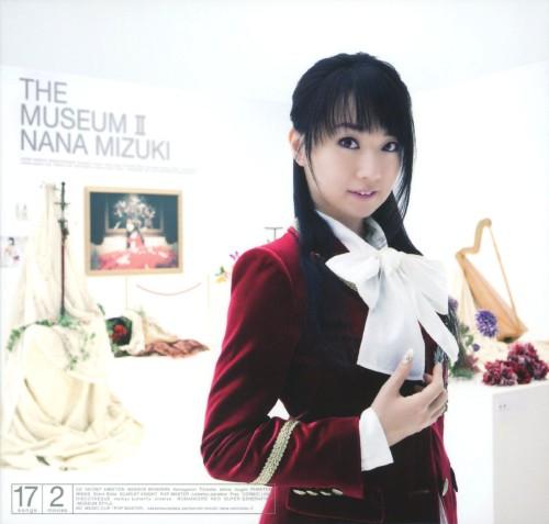 【中古】THE MUSEUM II(ブルーレイ付)/水樹奈々