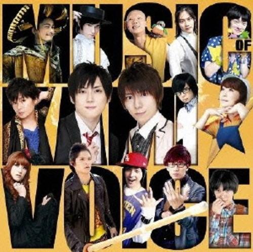 【中古】MUSIC OF「神☆ヴォイス」/アニメ・サントラ
