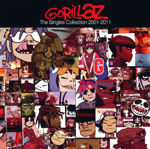 【中古】ザ・シングル・コレクション2001−2011/ゴリラズ