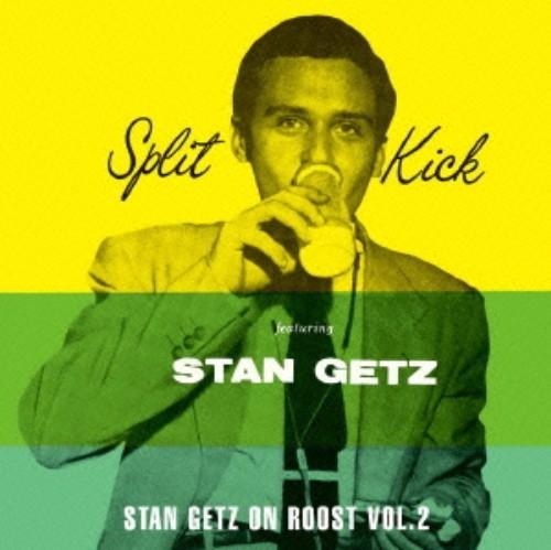 【中古】スタン・ゲッツ・オン・ルースト Vol.2(初回限定盤)/スタン・ゲッツ