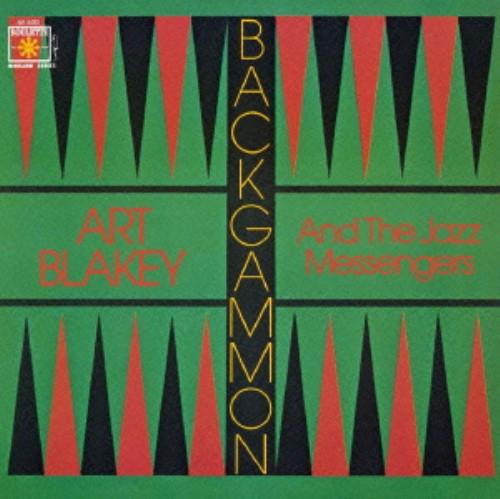 【中古】バックギャモン(初回限定盤)/アート・ブレイキー&ザ・ジャズ・メッセンジャーズ