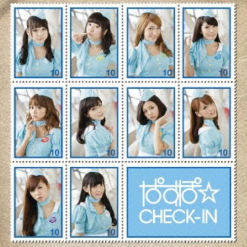 【中古】CHECK−IN(初回限定盤B)(DVD付)/ぱすぽ☆