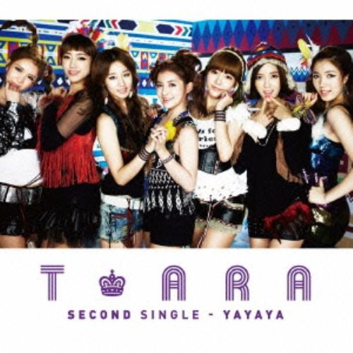 【中古】yayaya(初回限定盤B)(DVD付)/T−ARA