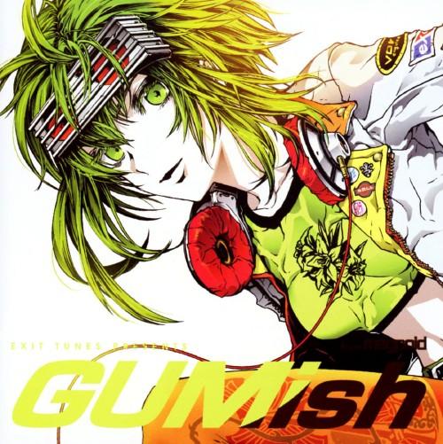 【中古】EXIT TUNES PRESENTS GUMish from Megpoid(Vocaloid)ジャケットイラスト:なぎみそ/オムニバス
