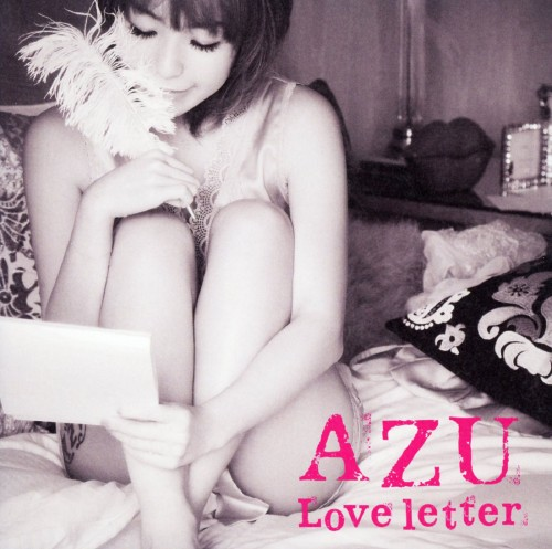 【中古】Love letter(初回生産限定盤)(DVD付)/AZU