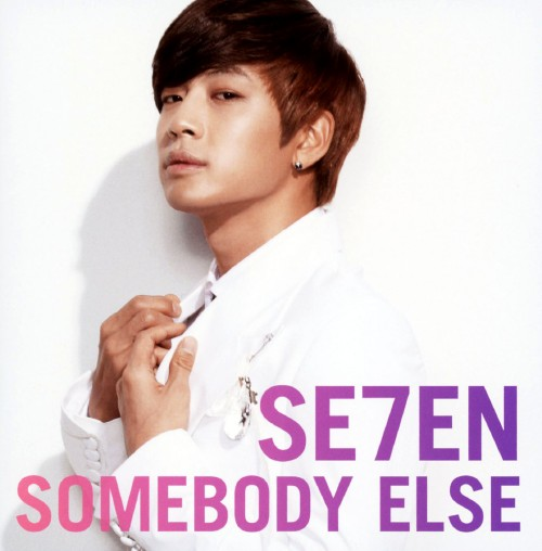 【中古】SOMEBODY ELSE/SE7EN