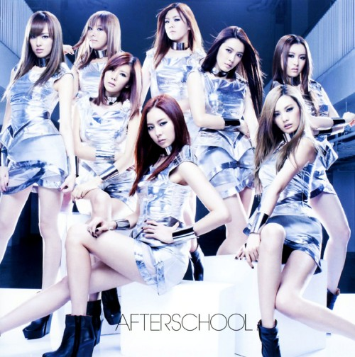 【中古】Rambling girls/Because of you/AFTERSCHOOL