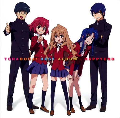 【中古】とらドラ! BEST ALBUM「√HAPPYEND」/アニメ・サントラ