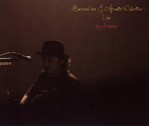 【中古】Second line & Acoustic live(DVD付)/ACIDMAN