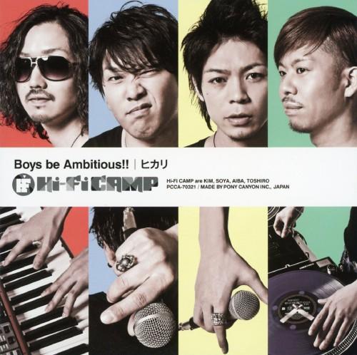 【中古】Boys be Ambitious!!/ヒカリ/Hi−Fi CAMP