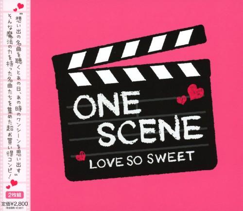 【中古】ONE SCENE〜LOVE SO SWEET〜/オムニバス
