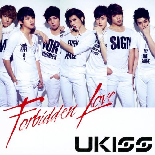 【中古】Forbidden Love/U−KISS
