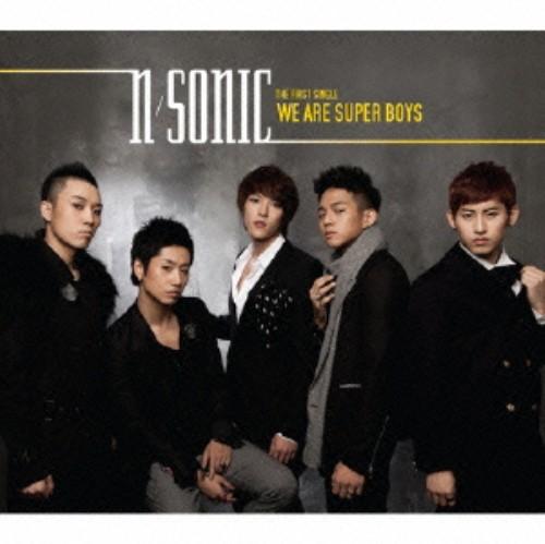 【中古】WE ARE SUPER BOYS(DVD付)/N−sonic