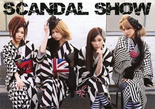 【中古】SCANDAL SHOW (初回生産限定盤)(フォトブック付)/SCANDAL