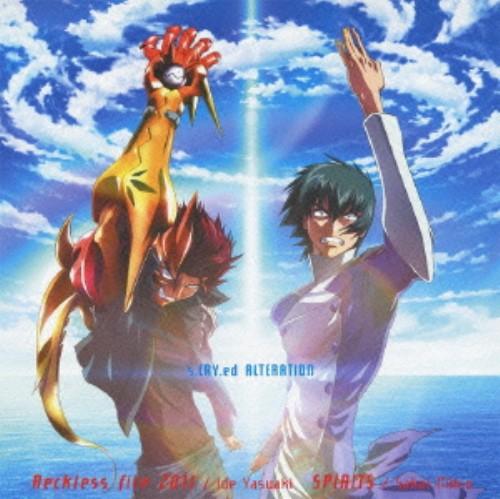 【中古】Reckless fire 2011/SPIRITS/井出泰彰/酒井ミキオ