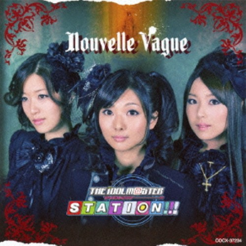 【中古】THE IDOLM@STER STATION!!! Nouvelle Vague/沼倉愛美/原由実/浅倉杏美