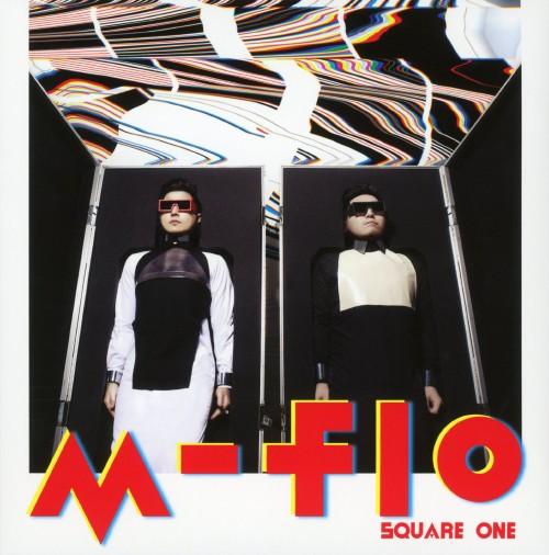 【中古】SQUARE ONE(DVD付)/m−flo