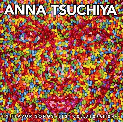 【中古】12 FLAVOR SONGS〜BEST COLLABORATION(DVD付)/土屋アンナ