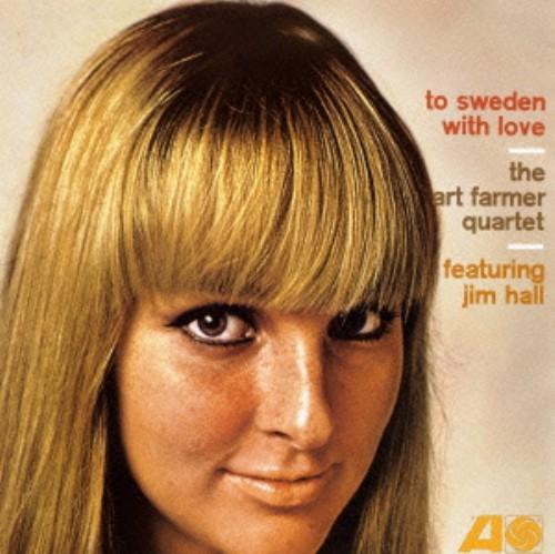 【中古】スウェーデンに愛をこめて(完全生産限定盤)/アート・ファーマー・カルテット・フィーチャリング・ジム・ホール
