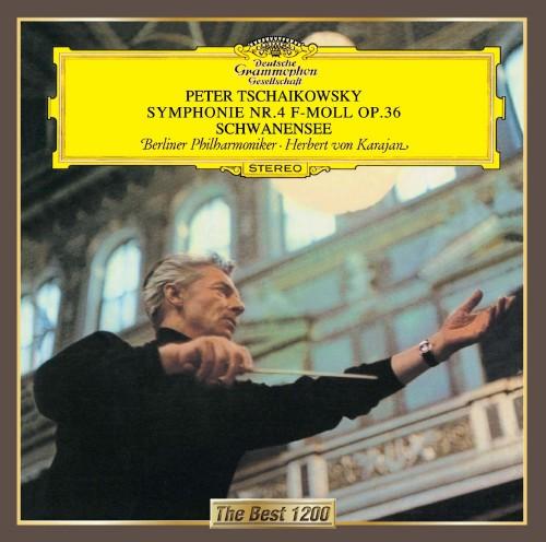 【中古】チャイコフスキー:交響曲第4番/バレエ組曲「白鳥の湖」/カラヤン