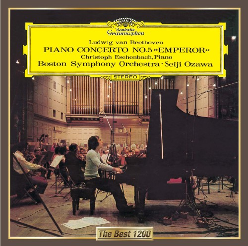 【中古】ベートーヴェン:ピアノ協奏曲第5番「皇帝」、合唱幻想曲/エッシェンバッハ