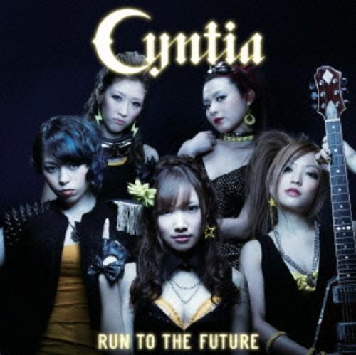 【中古】Run to the Future/Cyntia