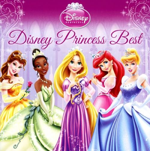 【中古】Disney Princess Best/ディズニー