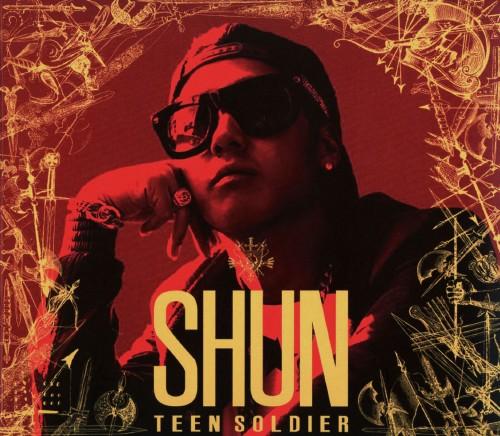 【中古】TEEN SOLDIER(初回限定盤)(DVD付)/SHUN