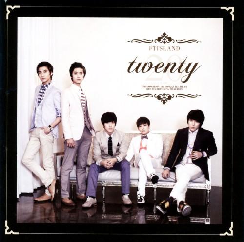 【中古】20[twenty]/FTISLAND
