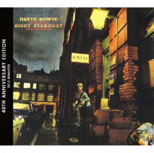 【中古】ジギー・スターダスト40周年記念盤/デヴィッド・ボウイ