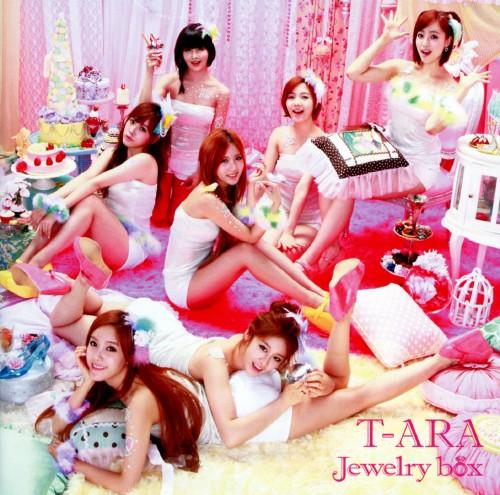 【中古】Jewelry box(パール盤)/T−ARA