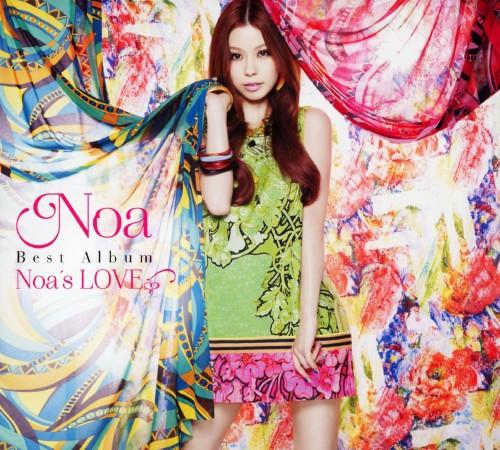 【中古】Noa's LOVE(初回限定盤)(DVD付)/Noa