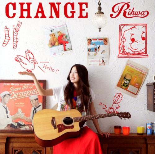 【中古】CHANGE/Rihwa
