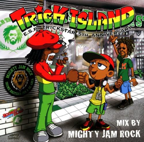 【中古】TRICK ISLAND mix by MIGHTY JAM ROCK/MIGHTY JAM ROCK