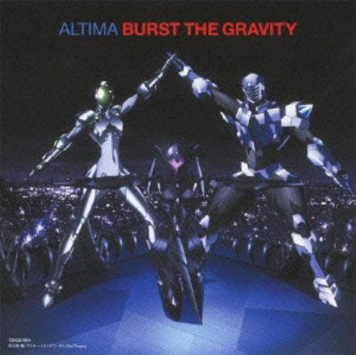 【中古】BURST THE GRAVITY(初回限定盤)(DVD付)/ALTIMA