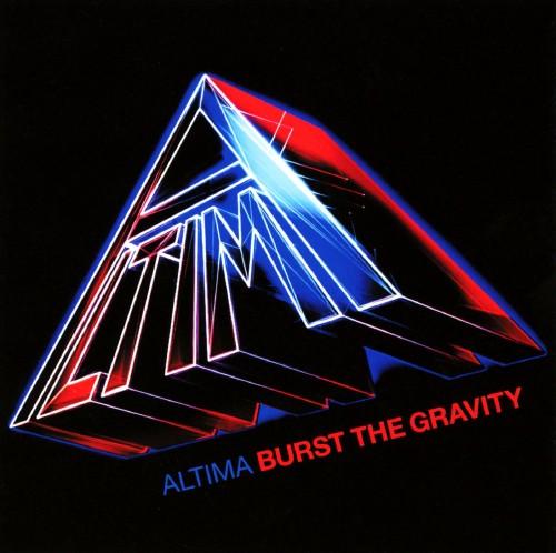【中古】BURST THE GRAVITY/ALTIMA