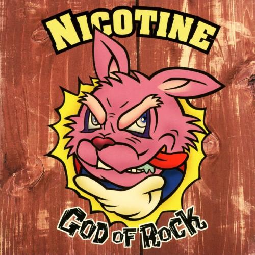【中古】The GOD OF ROCK/NICOTINE