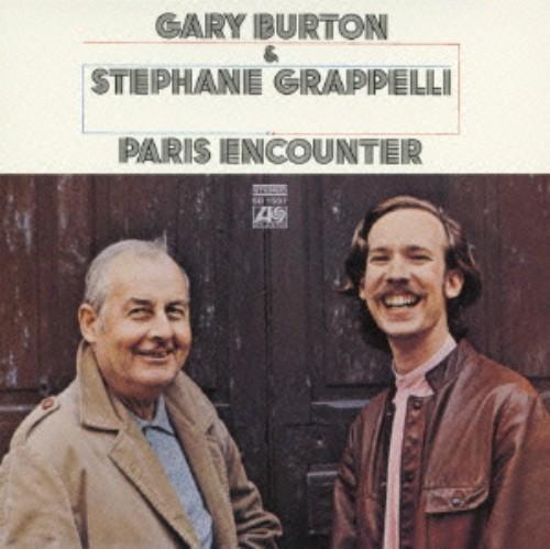 【中古】パリのめぐり逢い(完全生産限定盤)/ゲイリー・バートン&ステファン・グラッペリ