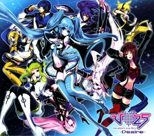 【中古】V love 25(Vocaloid Love Nico)〜Desire〜/オムニバス