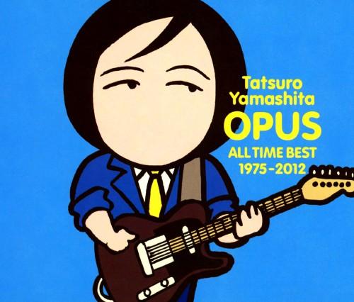 【中古】OPUS〜ALL TIME BEST 1975−2012〜/山下達郎