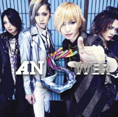 【中古】ANSWER(初回限定盤)(DVD付)/AYABIE