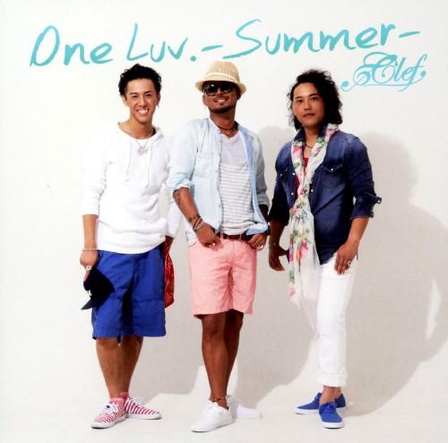 【中古】One Luv.〜Summer〜/Clef