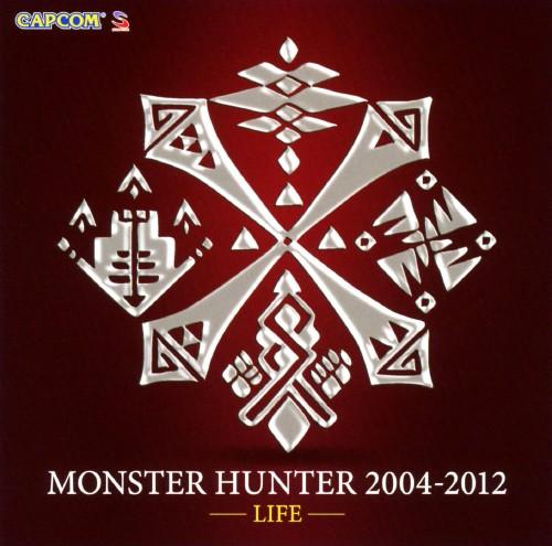 【中古】MONSTER HUNTER 2004−2012[LIFE]/ゲームミュージック