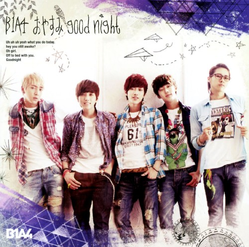 【中古】おやすみgood night −Japanese ver.−/B1A4
