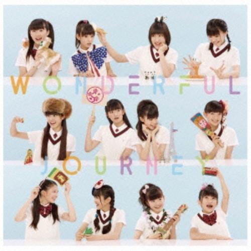 【中古】WONDERFUL JOURNEY(初回限定盤A)(DVD付)/さくら学院