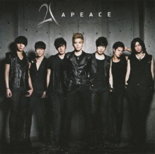 【中古】1st ALBUM Apeace ONYX ver.(DVD付)/Apeace