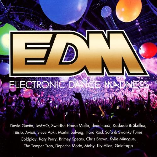 【中古】EDM〜エレクトロニック・ダンス・マッドネス〜/オムニバス